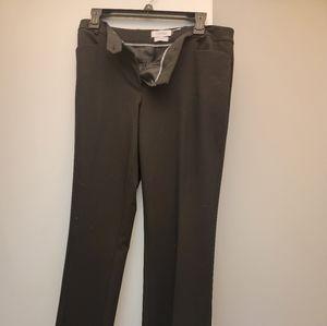 Black Calvin Klein Dress Pants